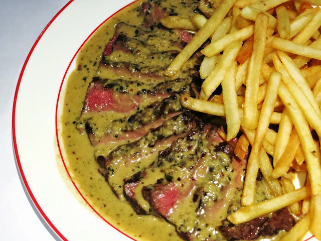 how to make entrecote steak