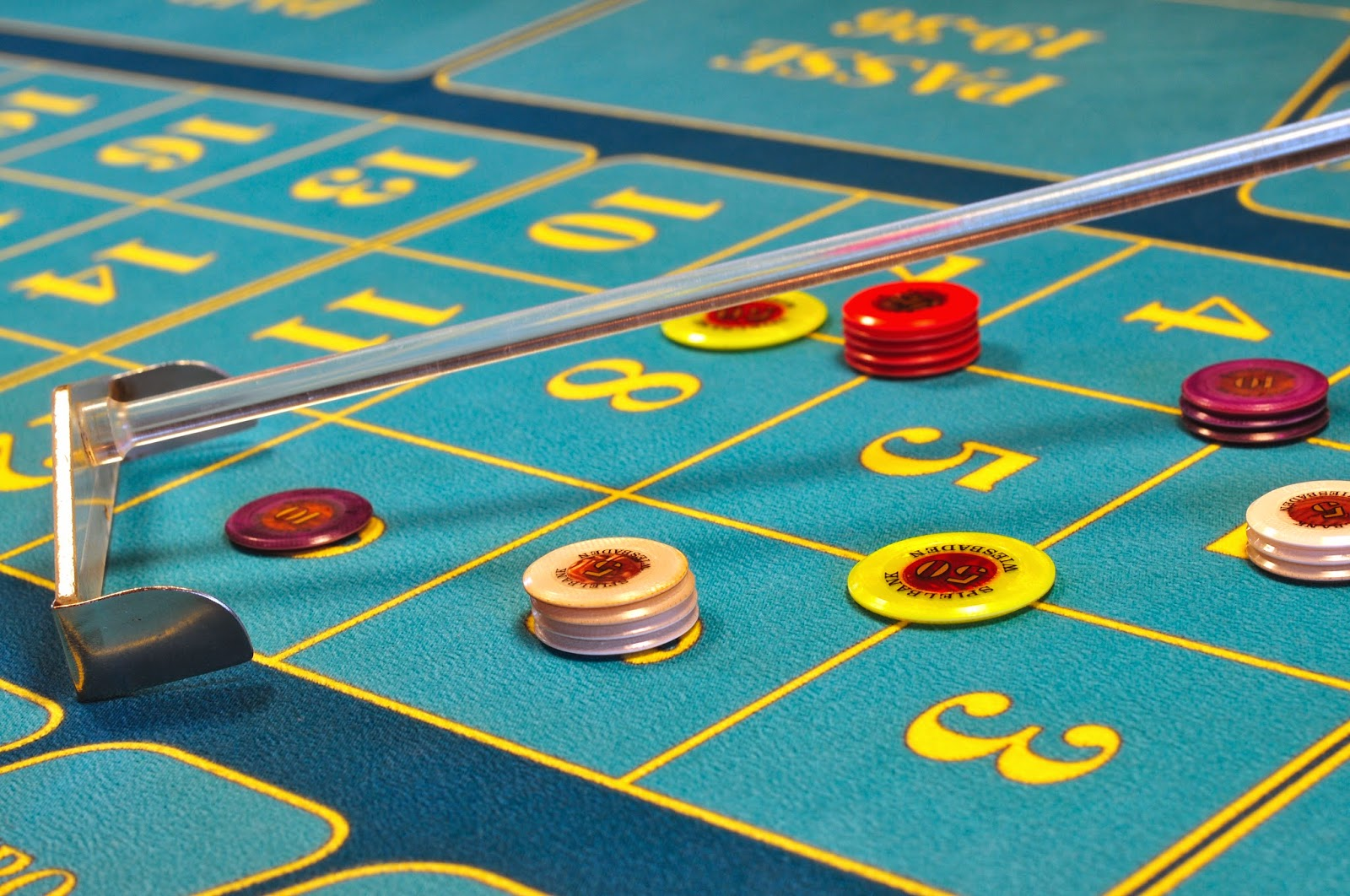 Gambling regulation requires agreement to terms and conditions