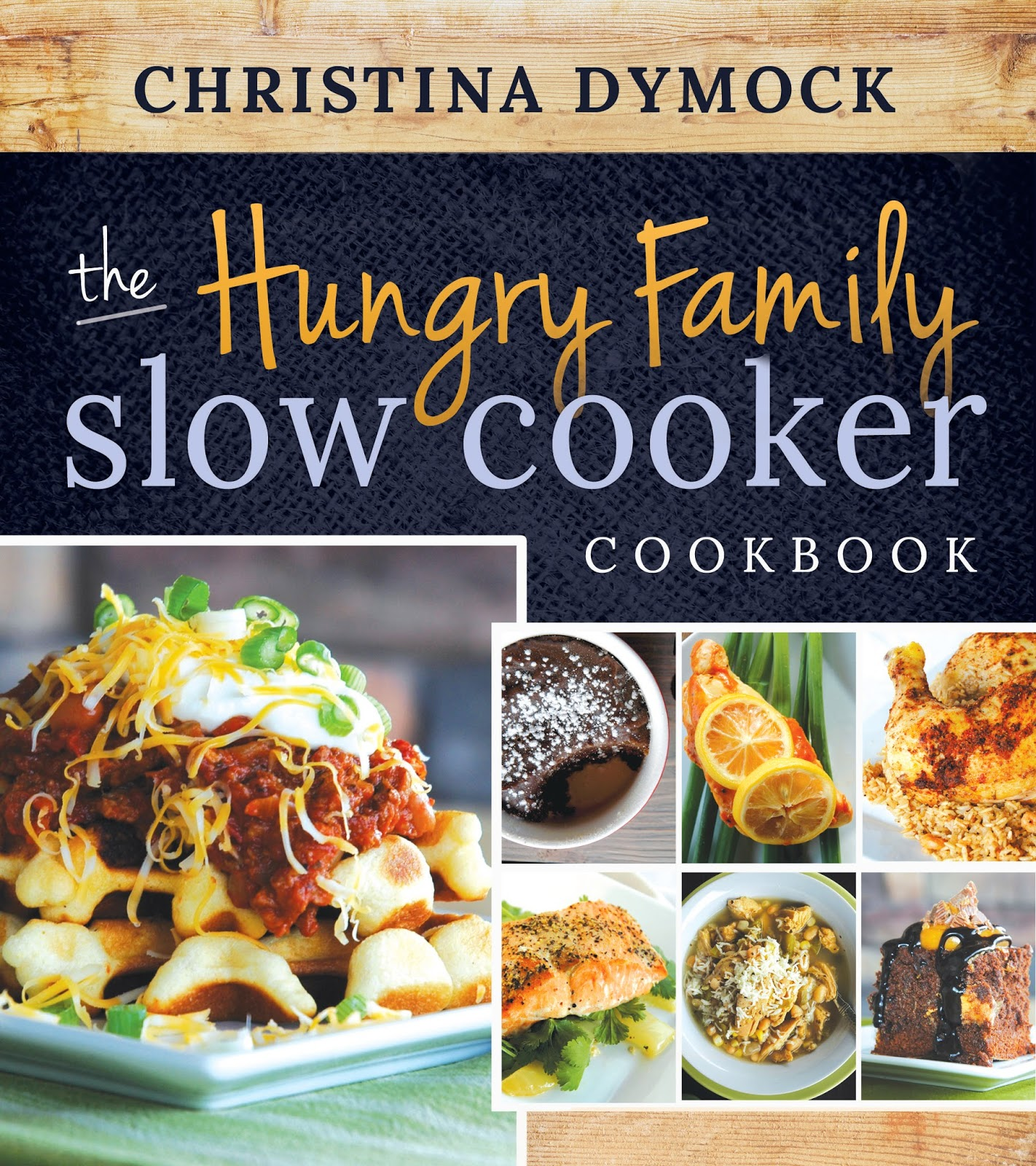 the hungry family slow cooker cookbook review plus slow cooker beans and rice