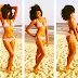GHANAIAN ACTRESS YVONNE NELSON LOOKING SUPER HOT IN BIKINI