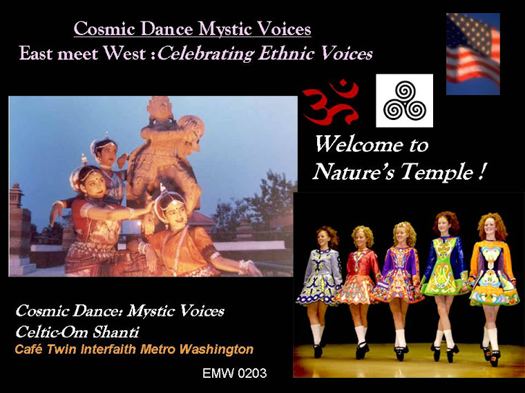 Cosmic Dance Mystic Voices