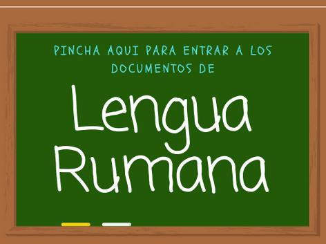 Curso 20-21. Acceso al Material de Lengua Rumana