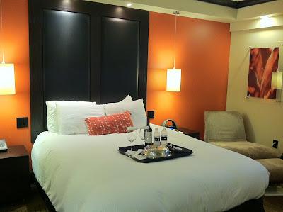Hotel Room Duvet