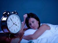 Tips Mudah Mengatasi Susah Tidur Insomnia