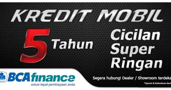 Jual Mobil Bekas, Second, Murah: Paket Kredit Toyota BCA ...