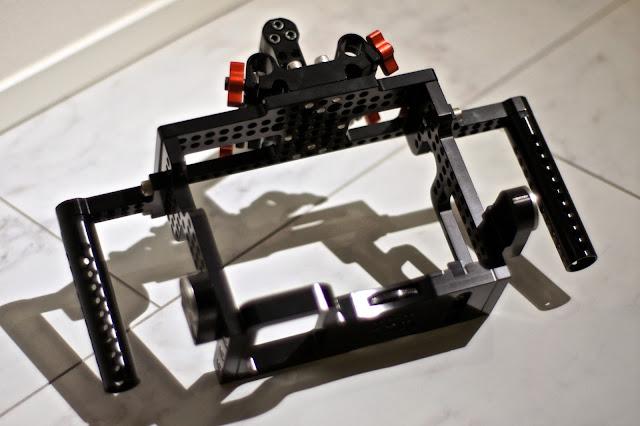 GINI RIGS Canon 5D Mark II/III Cage