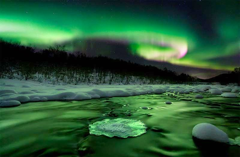 Fotografías impresionantes, Arild Heitmann, Riverdance