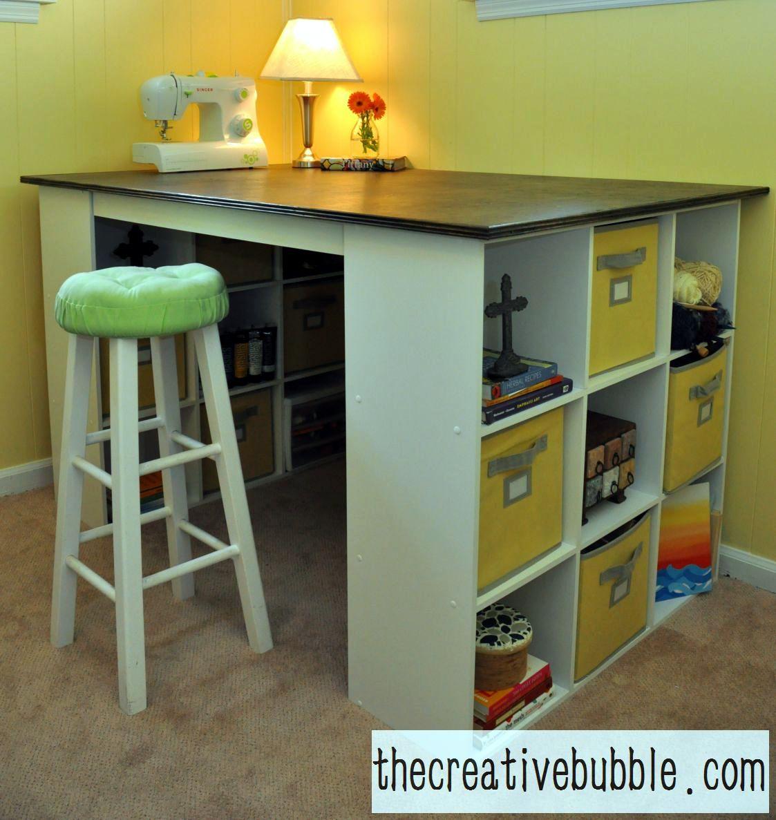 Make your own craft table - Make Your Own Craft Table
