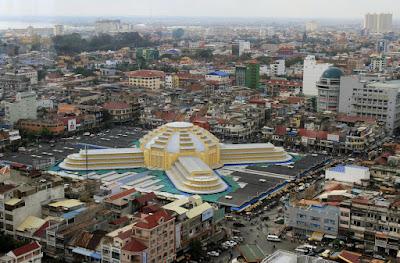 5 trải nghiệm không tốn một xu khi du lịch Phnom Penh