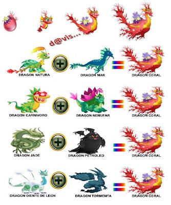 Como obtener Dragón Coral