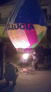 Saint Lucia balloons