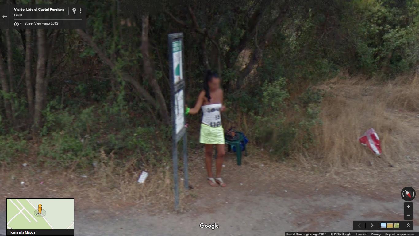 prostituzione roma via togliatti