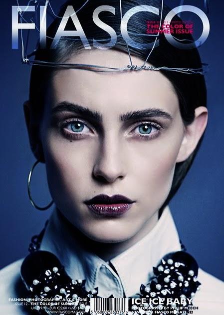 Inspiration Model Camilla Babbington For Fiasco Magazine