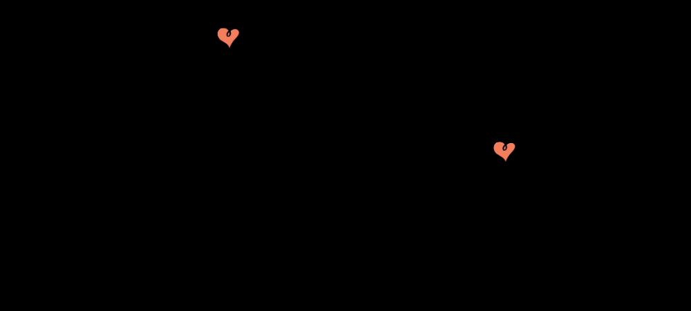 Verliebt in Zeilen