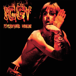 Iggy Pop's Psychophonic Medicine box set