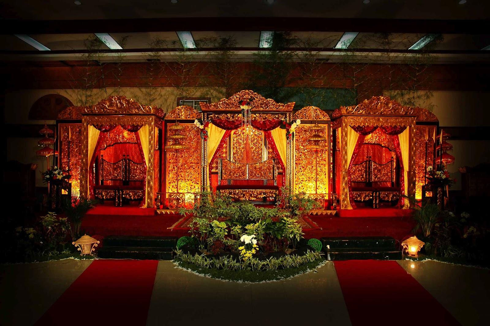 Wedding bangladesh stage decoration for Decoration 4 wedding