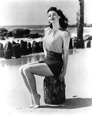 Ava Gardner Pin Up1