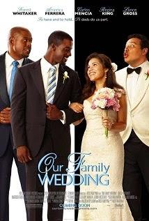 La boda de mi familia <br><span class='font12 dBlock'><i>(Our Family Wedding )</i></span>