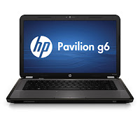 HP Pavilion g6-1365ea laptop