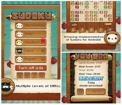 Cool Math Apps - Sudoku