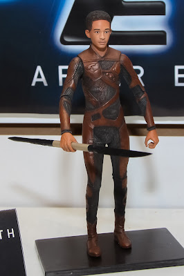NECA 2013 Toy Fair Display Pictures - After Earth figures
