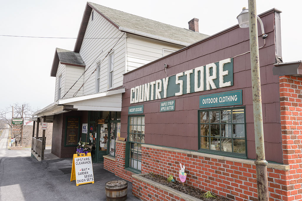 Duppstadt's Country Store on the Lincoln Highway