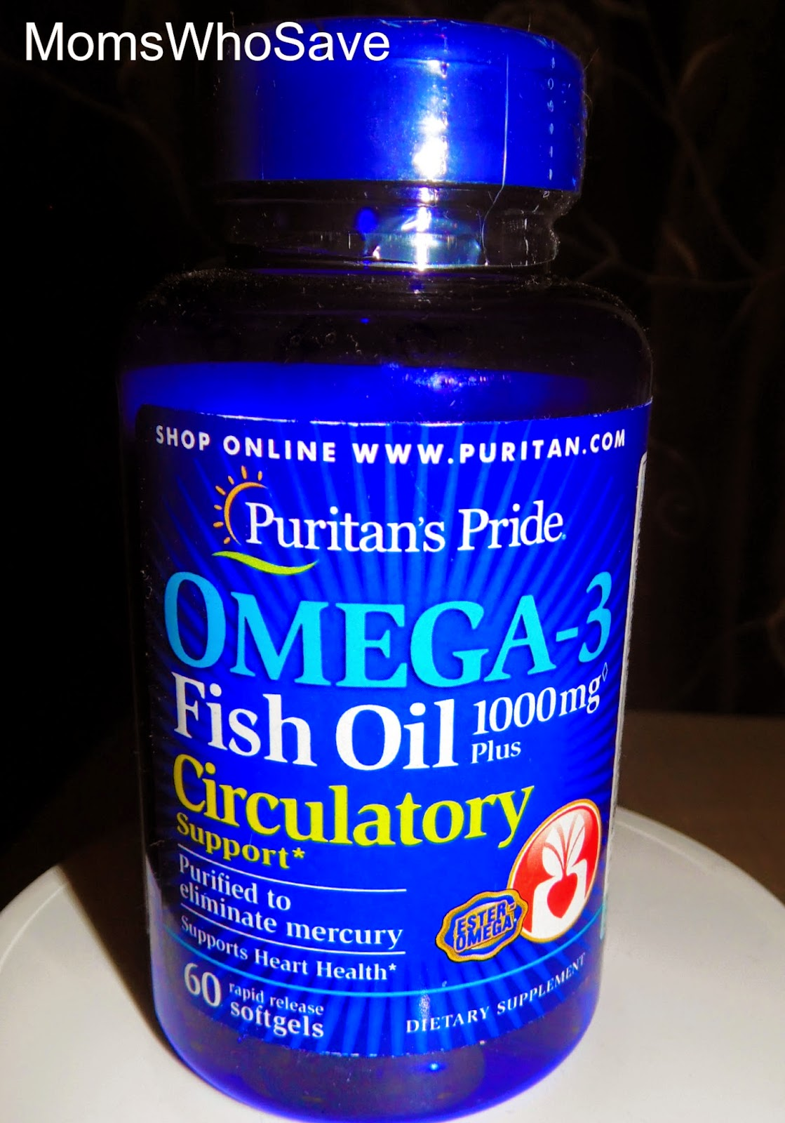 Puritan's Pride Supplements Review and Giveaway
