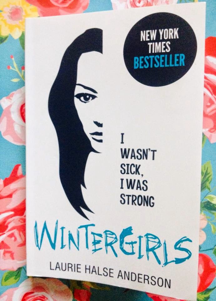 """wintergirls by laurie halse anderson essay """"wintergirls,"""" laurie halse anderson's new novel, takes us into this dark,  tyrannical world through the experience of lia, the 18-year-old."""