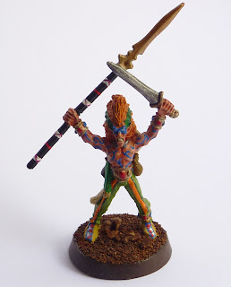 Mordheim - Wardancer