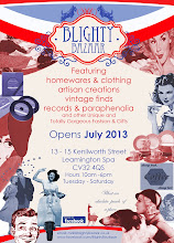 Our New Venture, Blighty Bazaar! x