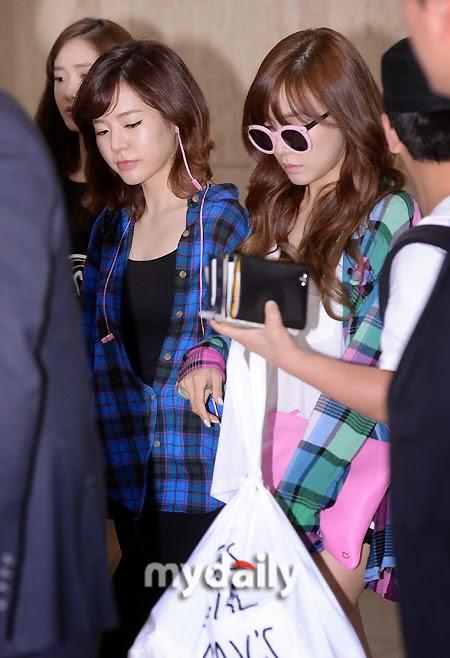 snsd airport korea