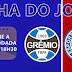 Ficha do jogo: Grêmio 1x0 Bahia - Campeonato Brasileiro 2014