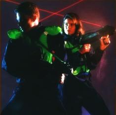 laser team