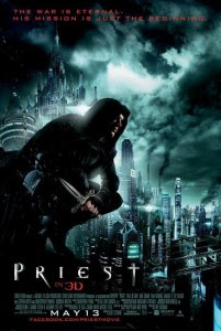 Priest 2011 Hindi Dubbed Movie Watch Online