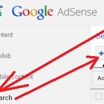 Cara Pasang Iklan Adsense Search Di Blogspot