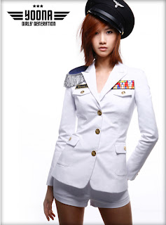 Im Yoon Ah - SNSD Girls' Generation