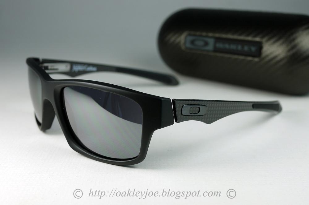 4b9abf803c1 Oakley Jupiter Carbon Matte Black Black Iridium « Heritage Malta