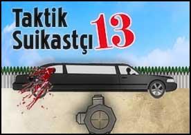 Taktik Suikastçı 13 Oyunu