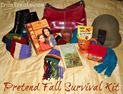 Fall Survival Kit