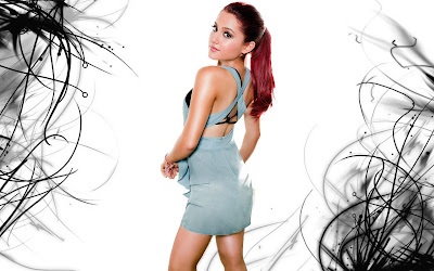 Ariana Grande Hot Wallpaper 2013