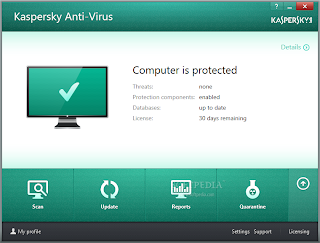 Kaspersky 2013 Screenshots #2