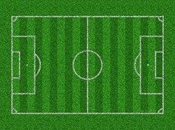 Fußball Aufstellung