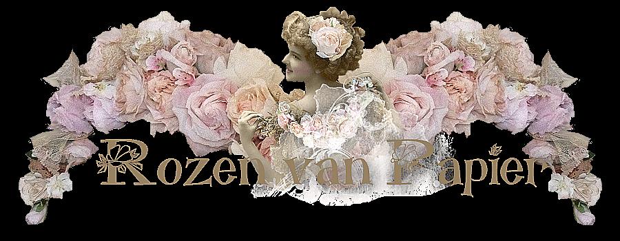 ROZENBOETIEK, rozen van papier om te bestellen