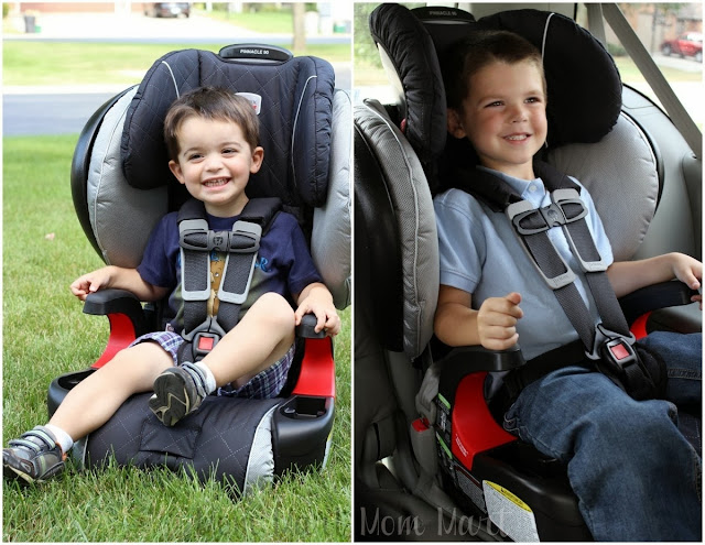 Britax Pinnacle 90 Car Seat Used by both of my children #Review