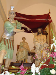 Ante Pilatos. Hermandad de Ntra. Sra. de la Soledad, Calzada de Calatrava