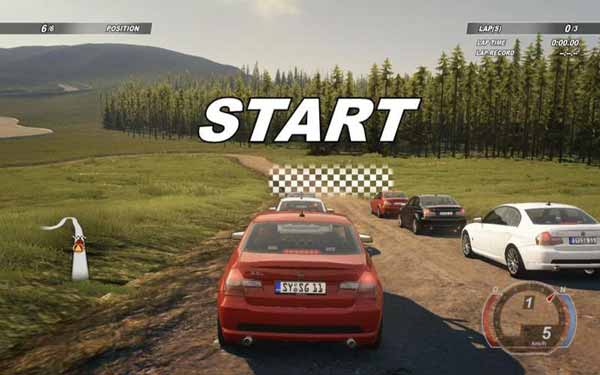 Screen Shot Of Crash Time 5 Undercover (2012) Full PC Game Free Download At worldfree4u.com