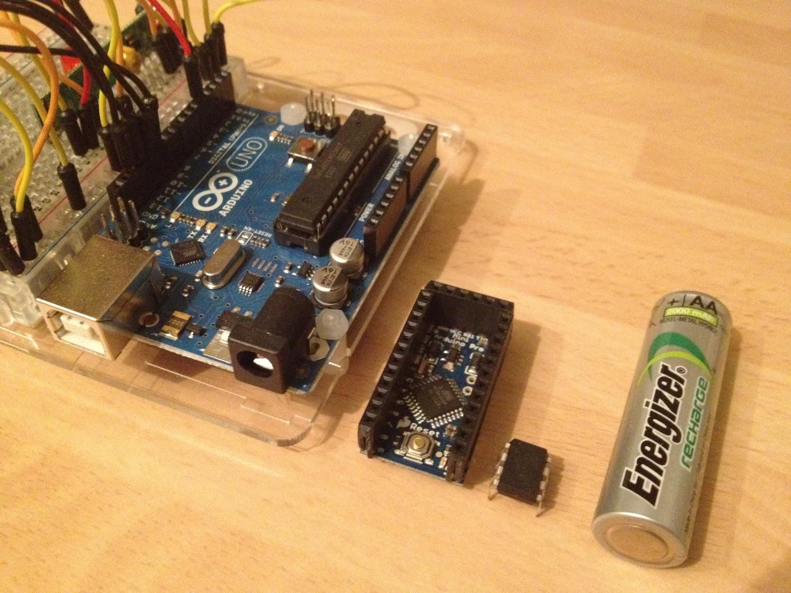 Mchr k arduino hardware