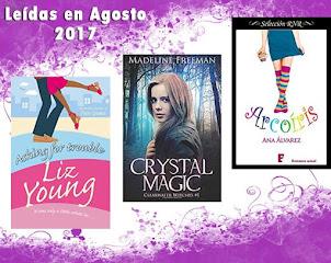 Leídas en Agosto 2017 - Cine, Libros y Jane Austen