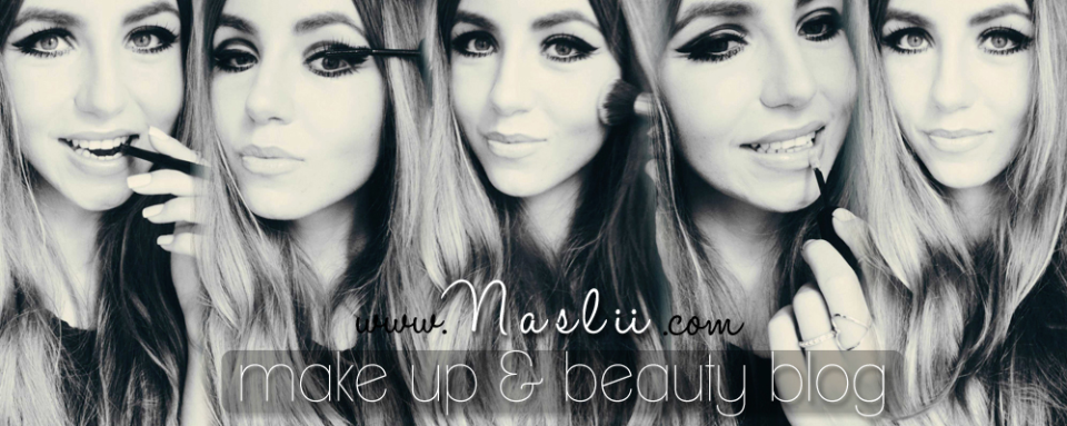 Naslii  Makeup Beauty Blog 