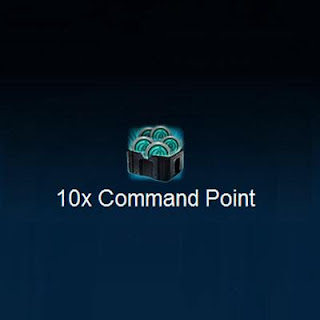 Free Command Point marvel bonus
